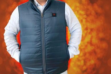 Carbon Thermal Vest(Waist Coat)